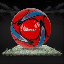 cheapest price Training fotball soccer,pu machine stitched football