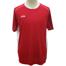 Beliebteste <span class=keywords><strong>sommer</strong></span> baumwolle rot und weiß fußball jersey