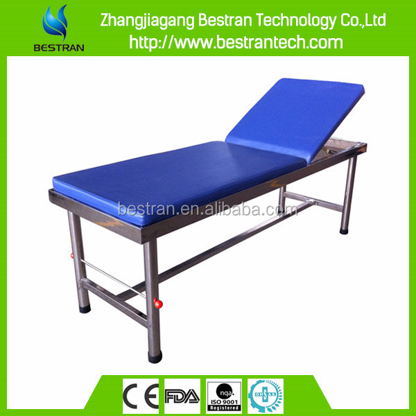 BT-EA012 5cm mattress adjustable patient examination and treatment couch