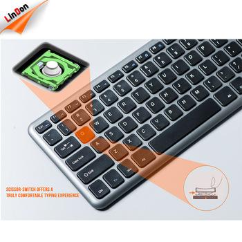 For Dell Keyboard Mini 2 4g Wireless Mouse Keyboard Combo Buy