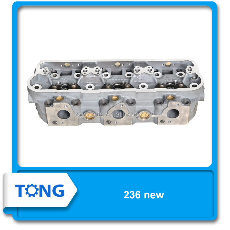 Iron cylinder head for YaMZ 236 new type