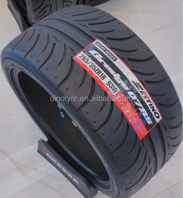 China car tires drift Zestino Gredge 07 RS Autosport semi slick racing