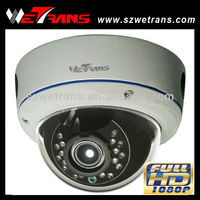 WETRANS 2 megapixel HD SDI Varifocal Lens Night Vision Panasonic Digital Camera