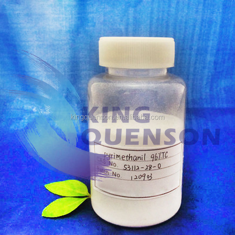 King Quenson FAO Disease Control Pyrimethanil With Customized Label