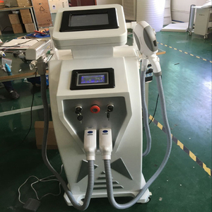 CE certificate fashion popular selling shr opt machine/tattoo removal eye brown removal opt machine hair removal