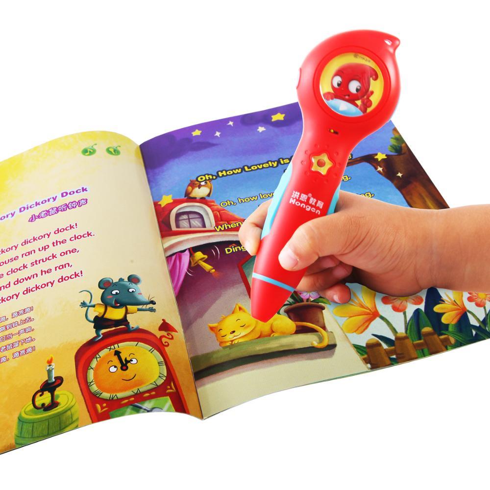 Most popular Hongen children's English learning books Hello Teddy