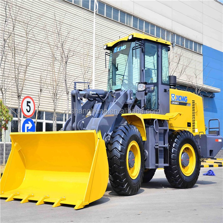 Chinese CE qualification LW300F 3 ton wheel loader for sale