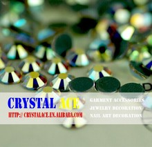 Austrian rhinestone crystal flat back , hotfix crystals from CRYSTAL ACE