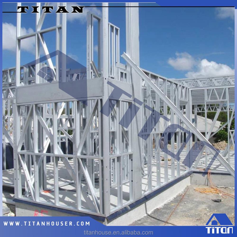 Framecad Light Gauge Steel Framing For External Wall   Buy Light Gauge  Steel Framing,Steel Framing For External Wall,Framecad Steel Framing  Product On ...