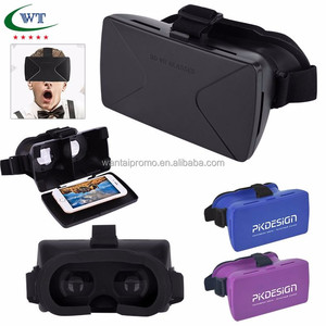 Best Sell Promotional Virtual Reality Headset 3D VR Headset