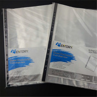 China cheap A5 sheet protector for sell