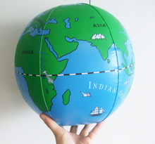 Custom inflatable earth/inflatable earth ball/inflatable earth globe beach ball