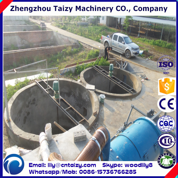 Farm <strong>Waste</strong> Recycle Biogas Digester Plant Biogas Generator Price Biogas Making Machine