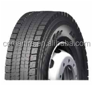 New Radial Truck Tubeless Tires factory 12R22.5 yinbao bus Truck Tire Prices