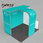 10ft x10ft Modular Aluminum frame exhibition stands material for trade show