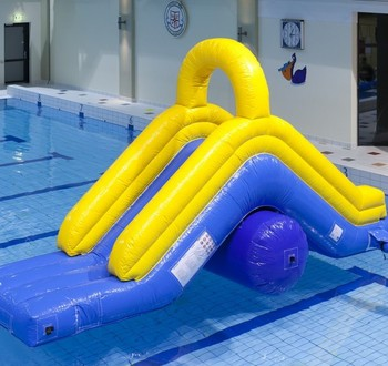 Intex Inflatable Slide In-ground Swimming Pool Slide - Buy Intex Inflatable  Slide,Inflatable Water Slide Clearance,Inflatable Pool Slides For Inground  ...
