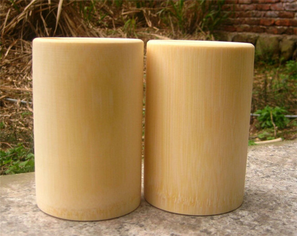 Wholesale cheap 100% natural drinking bamboo cup