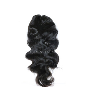 Factory Supply 100% Brazilian human hair full lace wig