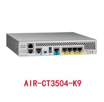 3504 Series Cisco Wireless Controller AIR-CT3504-K9, View AIR-CT3504-K9,  CISCO Product Details from Global Networks Technology LLC  (Beijing) on