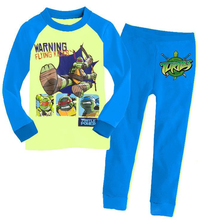 6cbb5432a8f6 Cheap Boys Long Sleeve Pajamas