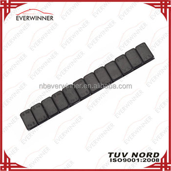 Fe Adhesive Wheel Balance Weights EW-2103B