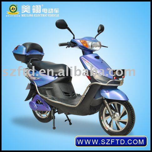 QQ electric motorcycle