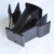 Black anodized  CNC Milling 3 Axis 5 Axis Machining Services