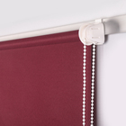25mm Thermal Insulation Roller Blinds Range Sizes