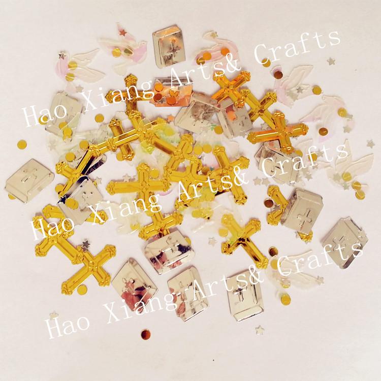 Halloween Kruis.Halloween Decoratie Metalen Kruis Bijbel Tafel Confetti Dollar Tree Producten Paillette Pailletten Tafel Verstrooien Buy Halloween Decoratie Tafel
