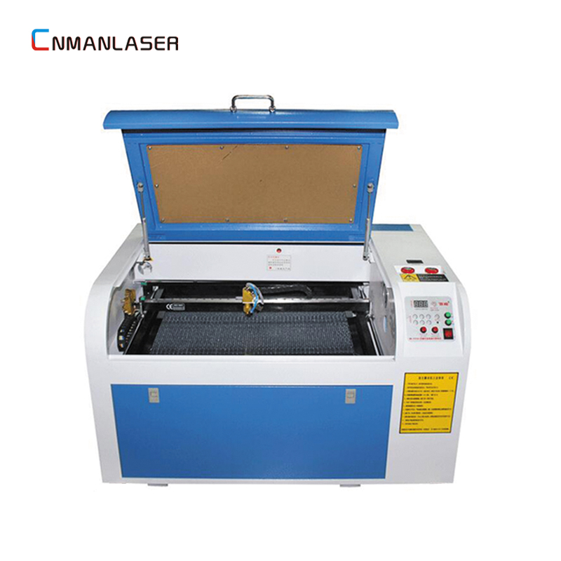 Desktop 6040 50 Watt 60 Watt Kulit Busa CO2 Laser Cutting Harga Mesin