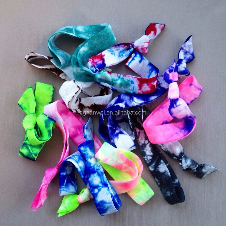 Elastic Styling Accessories Ponytail Holder No Tangle No Crease Ribbon Hair  Tie Bands - Buy Small Elastic Hair Bands b35c9fda7e0