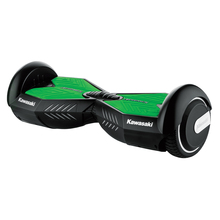 KAWASAKI 2 Wheels 15KM 6.5 inch Self-balance SGS Certified LG Battery Green Electric Hoverboard for Adult