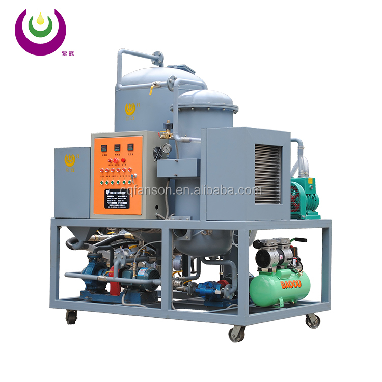 quality primacy service supremacy black oil bleaching machine