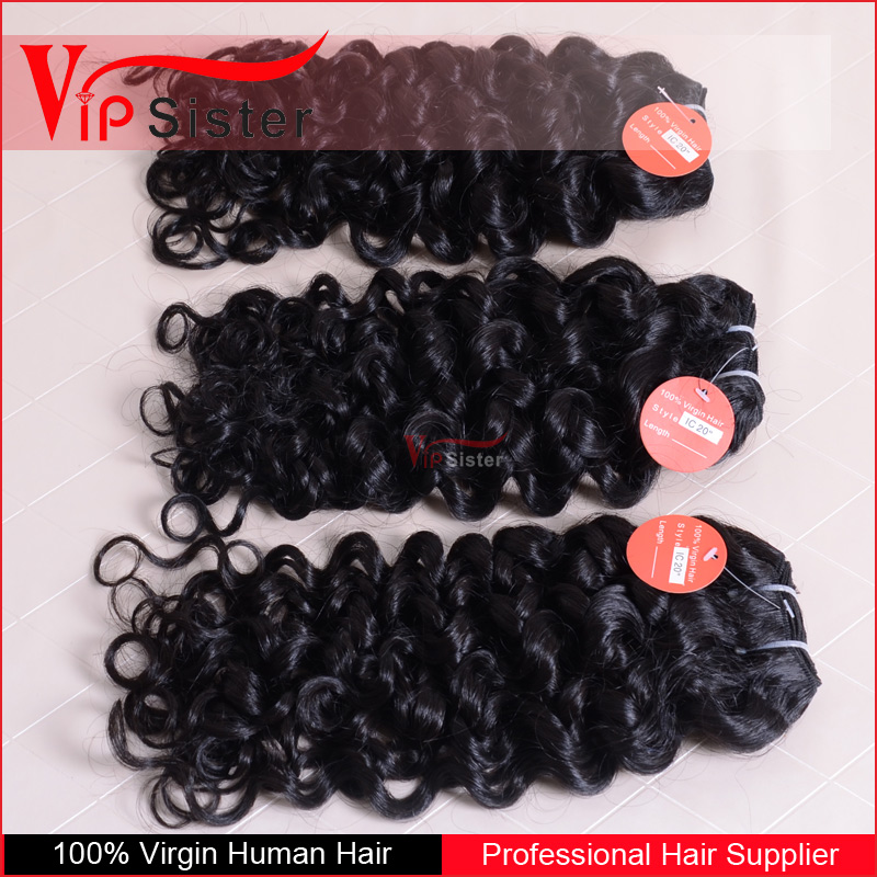 Alibaba best sale virign indian hair weave Italian curly Finest quality Can be dyed cheap steve chi indian hair