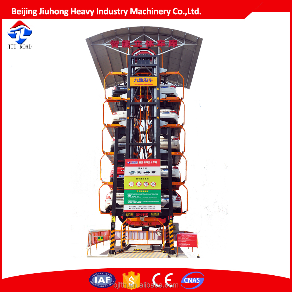 Portable Car Lift Equipment Parking System Solutions