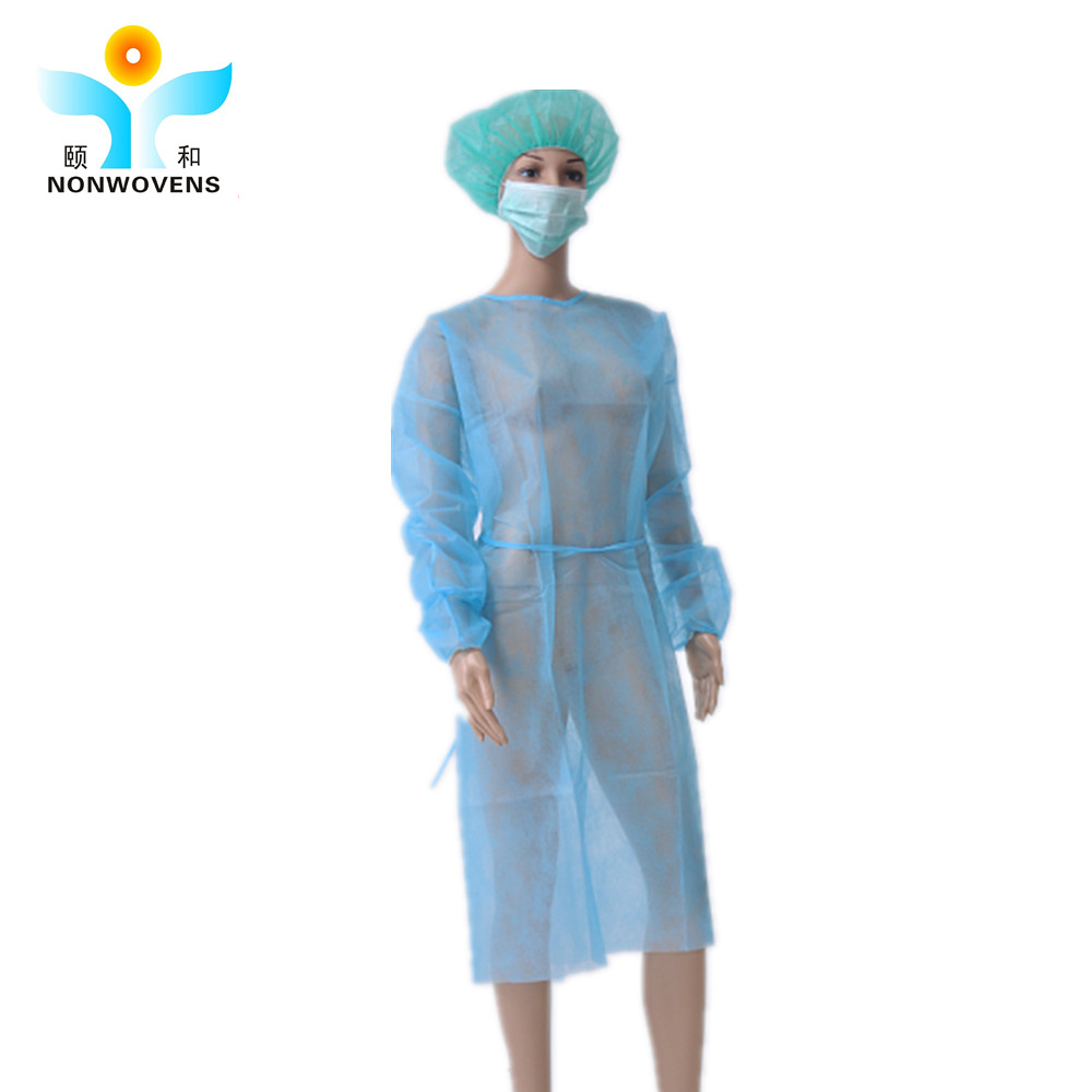 Disposable Hospital Clothing Patient Gown, Disposable Hospital ...