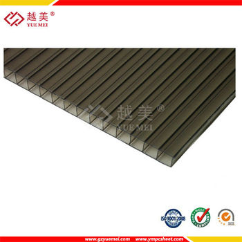 Plastic Roofing Material Sheets Polycarbonate For Conservatory Decking Roof Lantern Amp