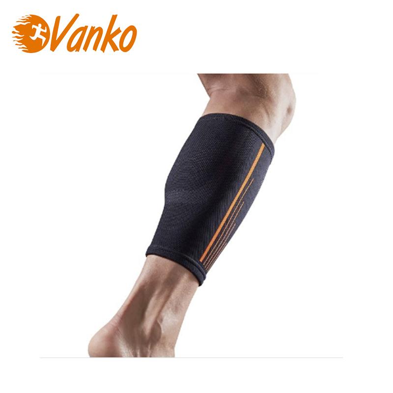 816530fc61 Neoprene Shin Splint Compression Sleeve Best Calf Support For Running  Circulation Compression Leg Sleeve Black Knee Support