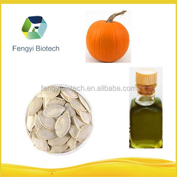 pure pumpkin seed oil for male health