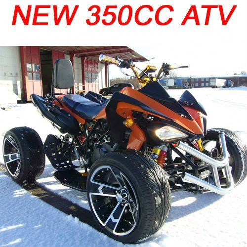 new EEC 350CC RACING ATV with street legal (MC-379)
