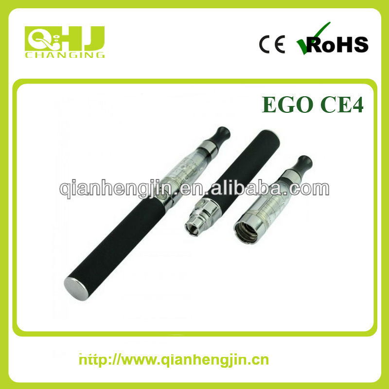 Cool design e cig for ego ce4 atomizer with 1.6ml atomizer