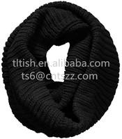 fashion top sale high quality black scarf women men