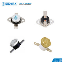 ksd water heater bimetal adjustable thermostat