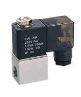 2V Series Pilot Operated Cheap Miniature Water Solenoid Valve