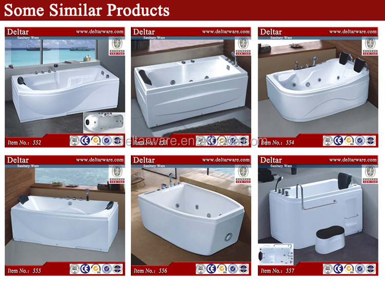 Bathroom Artistic Model Hot Tub,Wash Tub With Shower Faucet ...