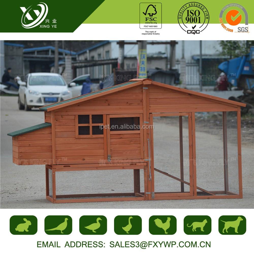 Finden Sie Hohe Qualität Broiler Holz Hühnerkäfig Hersteller und ...