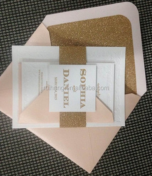 Glitter Paper Wedding Invitation Cards Design Buy Simple Design Wedding Card 2014 Blank Wedding Invitation Cards Latest Wedding Card Designs Product
