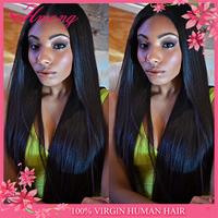 100 Percent Human Hair India Hair Extension Indian Human Straight Hair Drop Shipping Suppliers