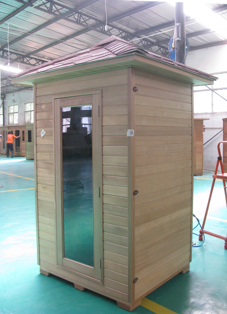 2 Person Steam Room Mini Steam Sauna Room Outdoor Steam