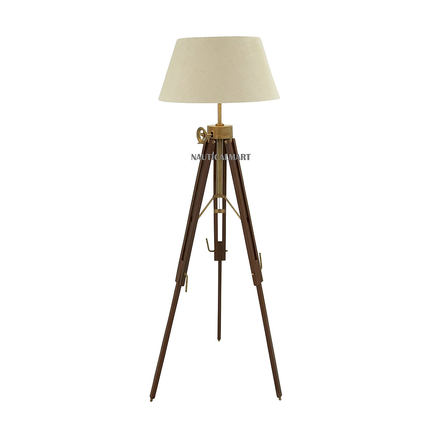 Cheap tripod floor lamp find tripod floor lamp deals on line at get quotations 87 tripod floor lamp by nauticalmart brown mozeypictures Choice Image